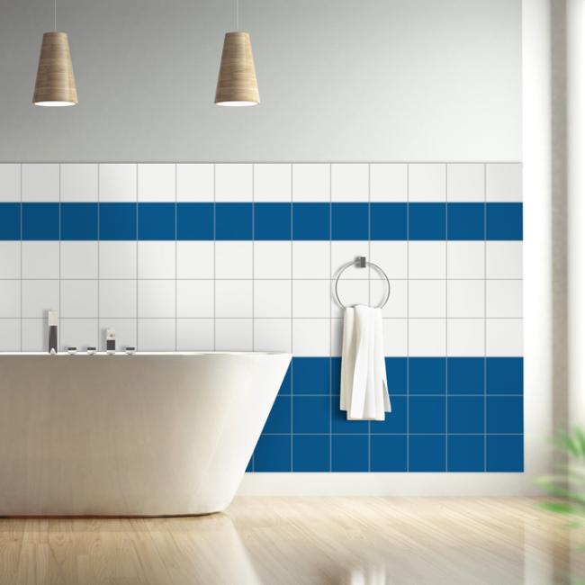 Fliesenaufkleber Bad fliesenaufkleber in der größe 14,5x14,5cm für küche und bad