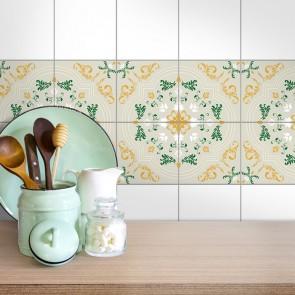 Fliesenaufkleber Mathilda Küche