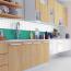 2,2x2,2cm Fliesenaufkleber Küche