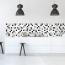 5x5cm Fliesenaufkleber Küche