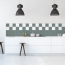 14,8x14,8cm Fliesenaufkleber Küche