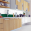 19,5x19,5cm Fliesenaufkleber Küche