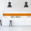 Fliesenaufkleber 20x33cm Küche