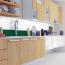 25x25cm Fliesenaufkleber Küche